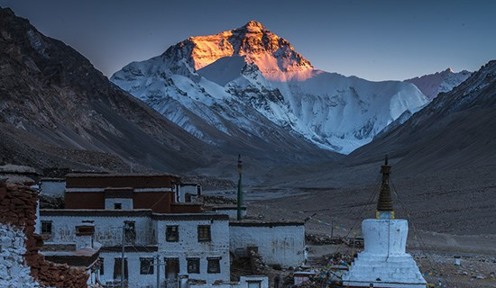 Viaggio Avventura del Tibet all'Everest