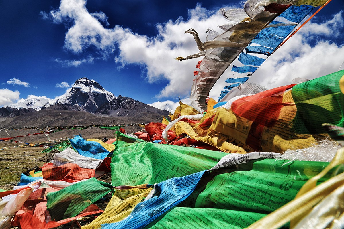 Prayer Flags | Foto da Liu Bin