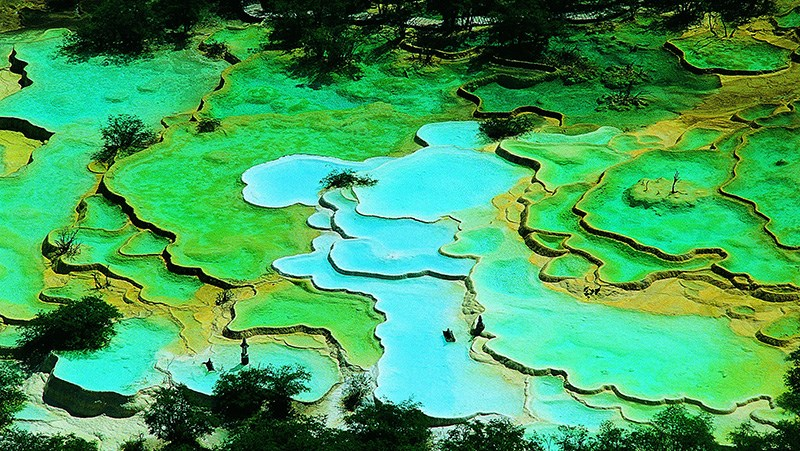 National Park Huanglong